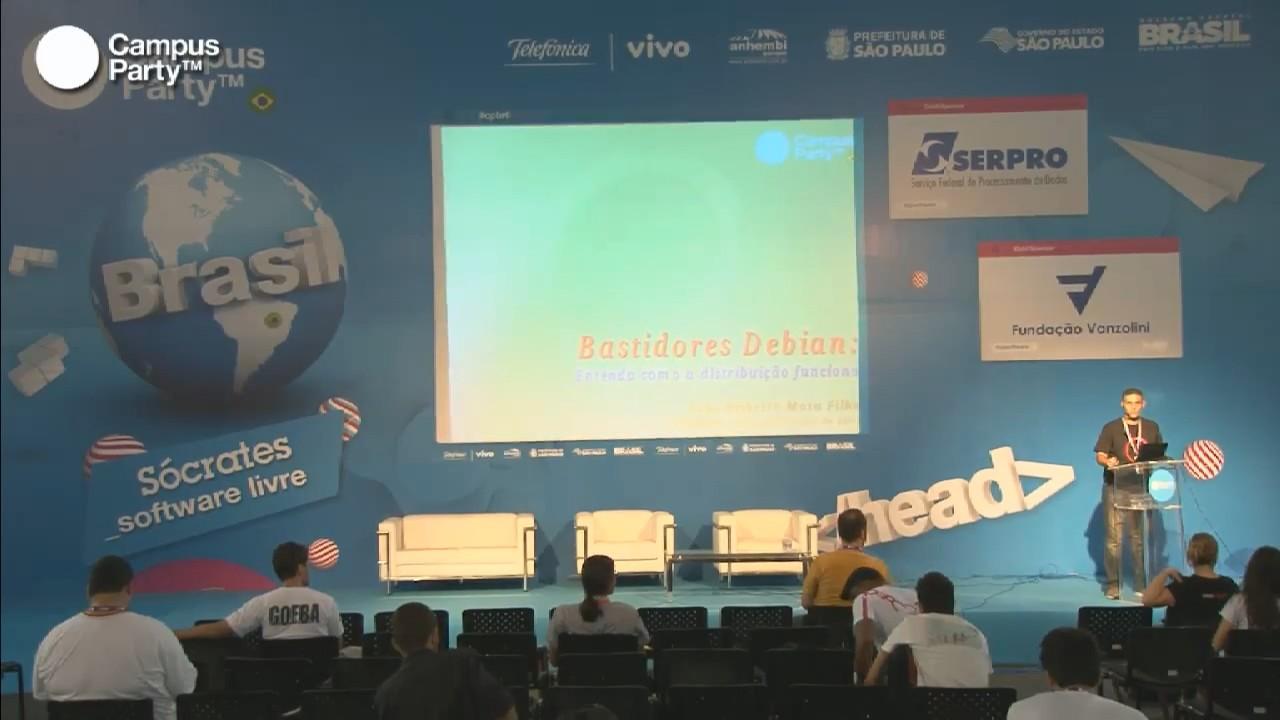 Image from Bastidores Debian - entenda como a distribuição