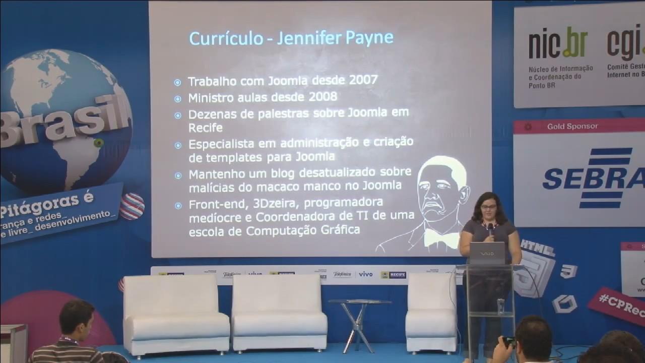 Image from Criando sites dinâmicos com Joomla