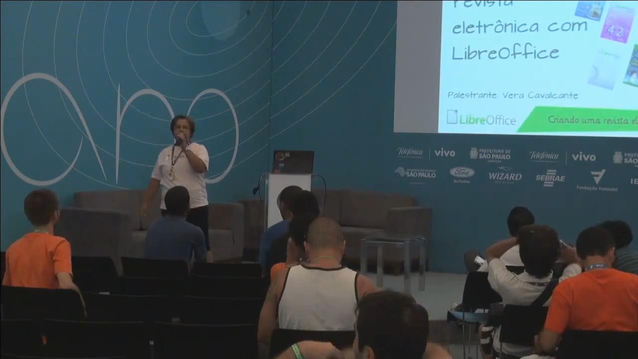 Image from Criando uma revista eletrônica com o LibreOffice