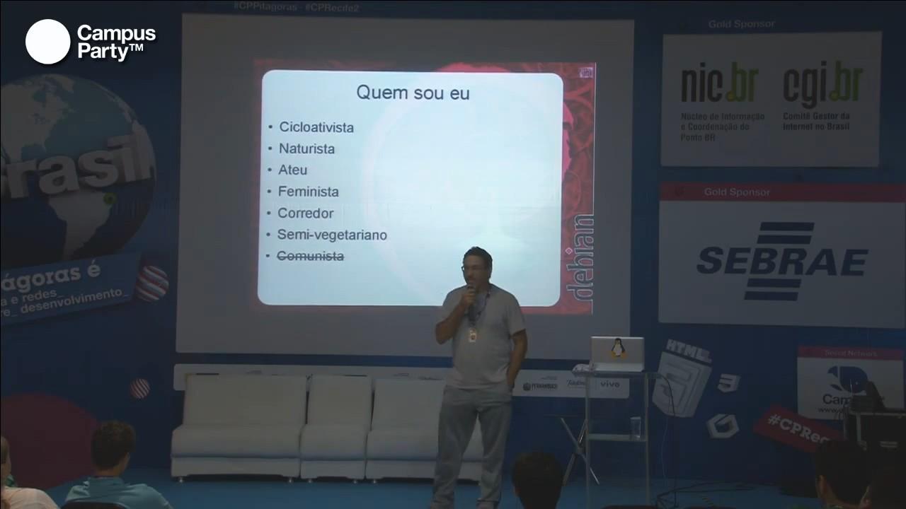 Image from Debian GNU/Linux: usando, divulgando, colaborando