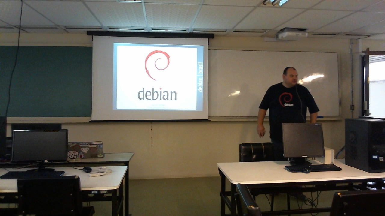 Image from Debian - O sistema universal