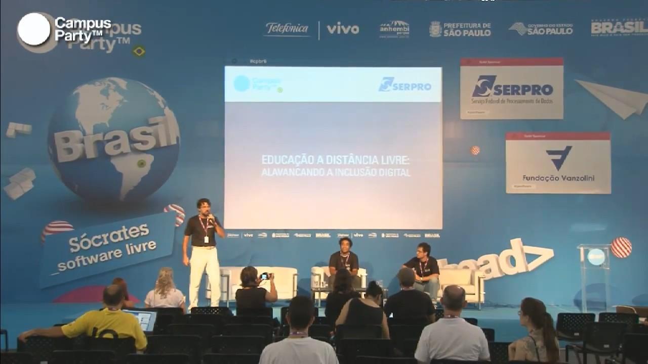 Image from Educação a distância livre: alavancando a inclusão digital