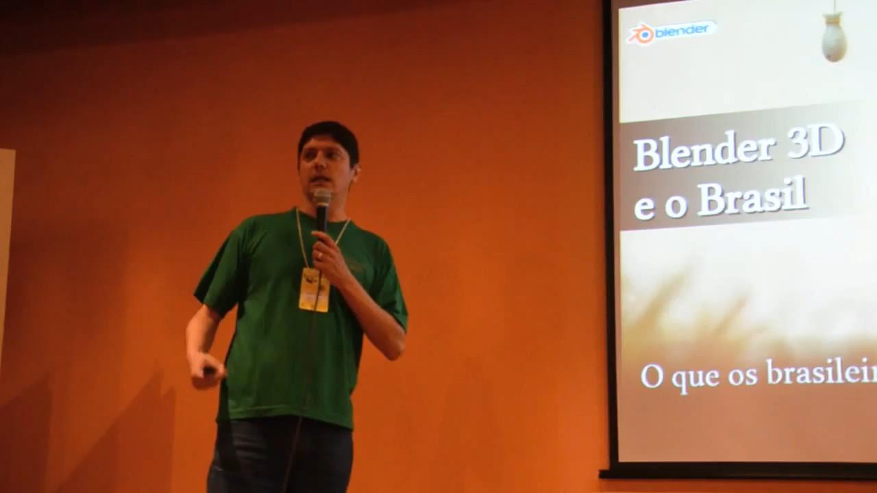 Image from Blender 3D e o Brasil, o que os brasileiros estão fazendo com o Blender