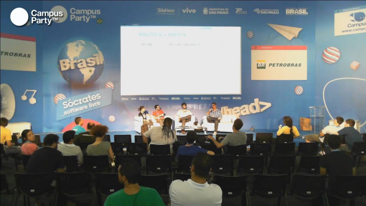 Image from Painel: Hackeando o Governo com dados abertos