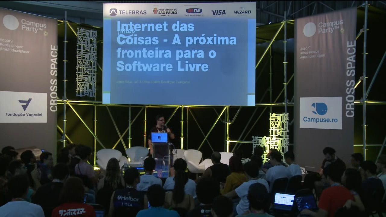 Image from Internet das Coisas - a próxima fronteira para o Software Livre