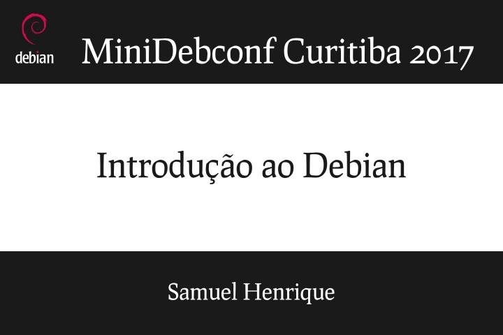 Image from Introdução ao Debian