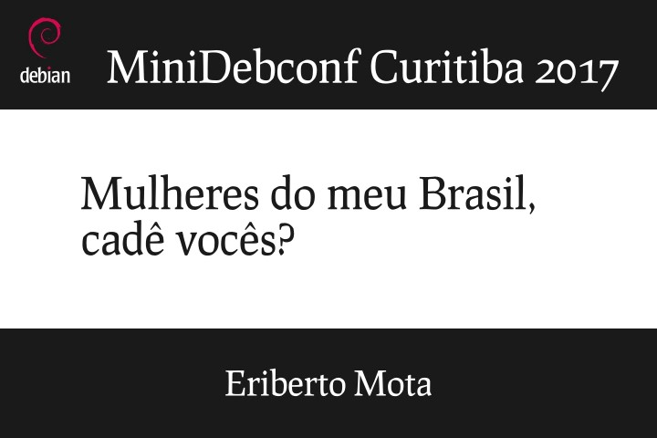 Image from Mulheres do meu Brasil, cadê vocês?