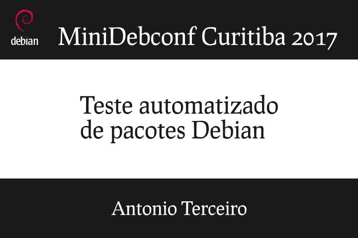 Image from Teste automatizado de pacotes Debian