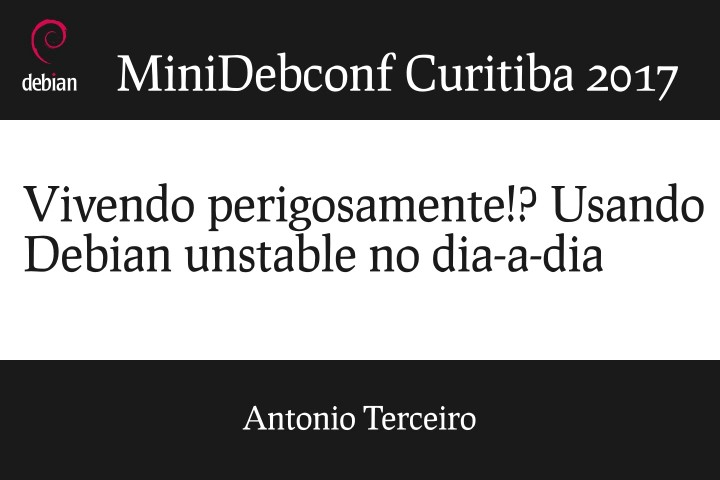 Image from Vivendo perigosamente!? Usando Debian unstable no dia a dia