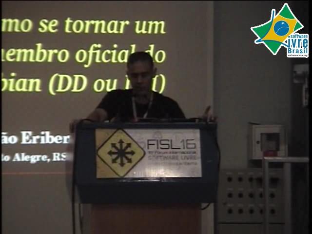 Image from Como se tornar um membro oficial do Debian (DD ou DM)