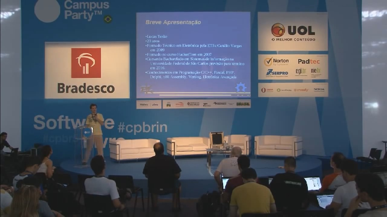 Image from Open cores: projeto open hardware com FPGA