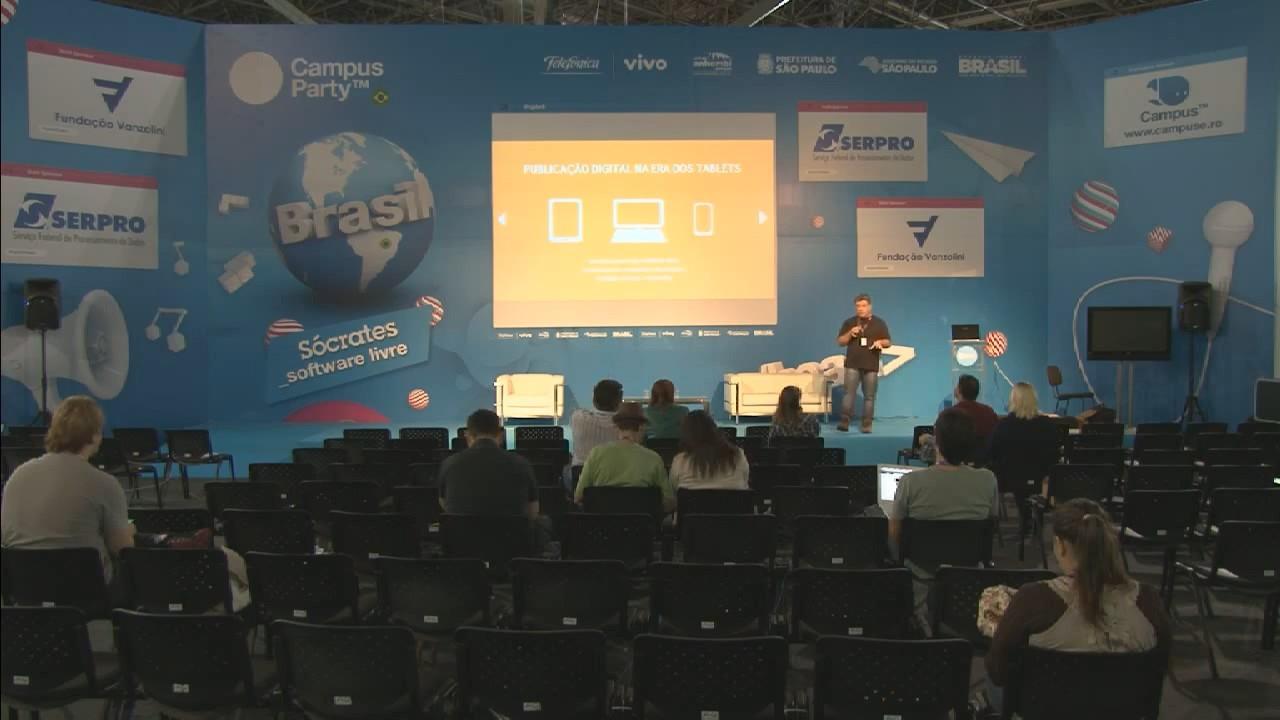 Image from Publicação digital na era dos tablets
