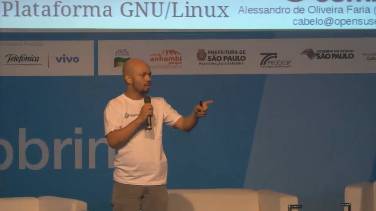 Image from Realidade Aumentada na plataforma Linux